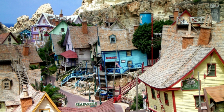 Sweethaven - Popeye Village
