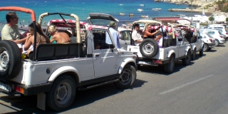 Malta Jeep Safari ab 59€